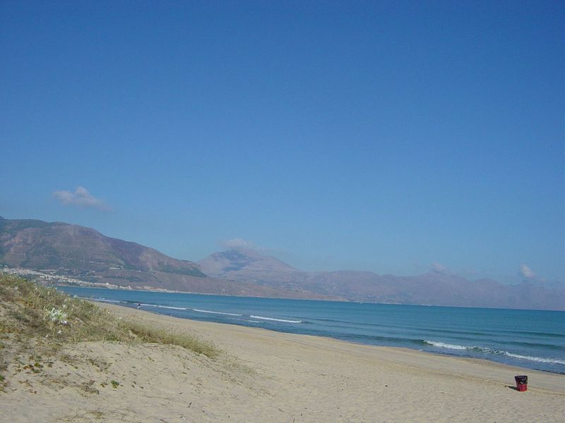 Holiday rentals - APPARTAMENTO - SICILIA (ALCAMO MARINA - TRAPANI) ~ the beach