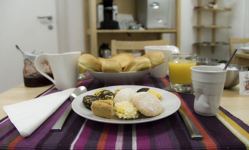 bed and breakfast trieste - Bed & Breakfast - friuli (trieste -  Trieste - TS) ~ Breakfast