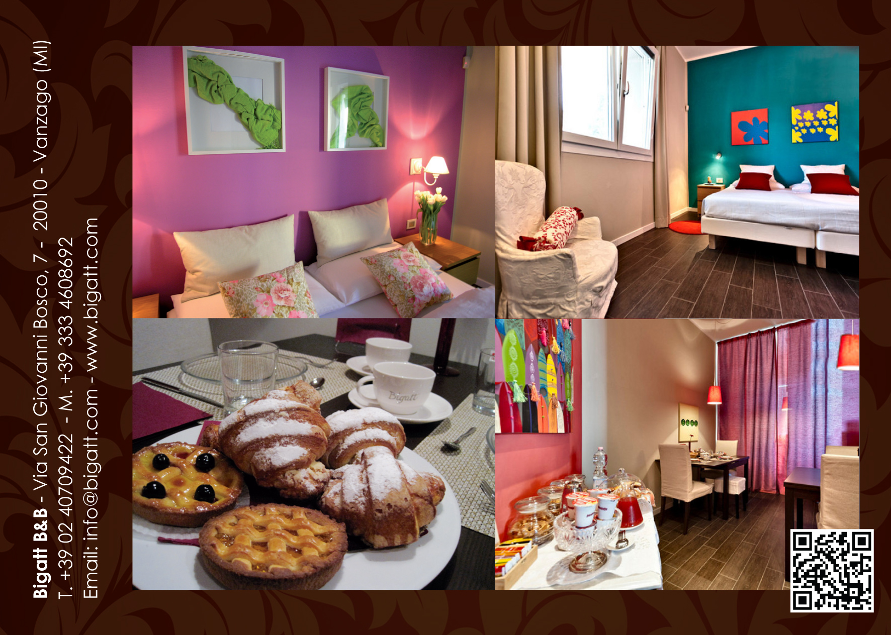 Bed and breakfast Milano Rho - Bed & Breakfast - lombardia (Vanzago -  Milano - MI) ~
