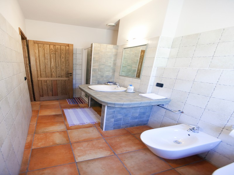 Affitto singolo e per gruppi - Bed & Breakfast - piemonte (Bubbio -  Asti - AT) ~ Bagno privato camera num 3