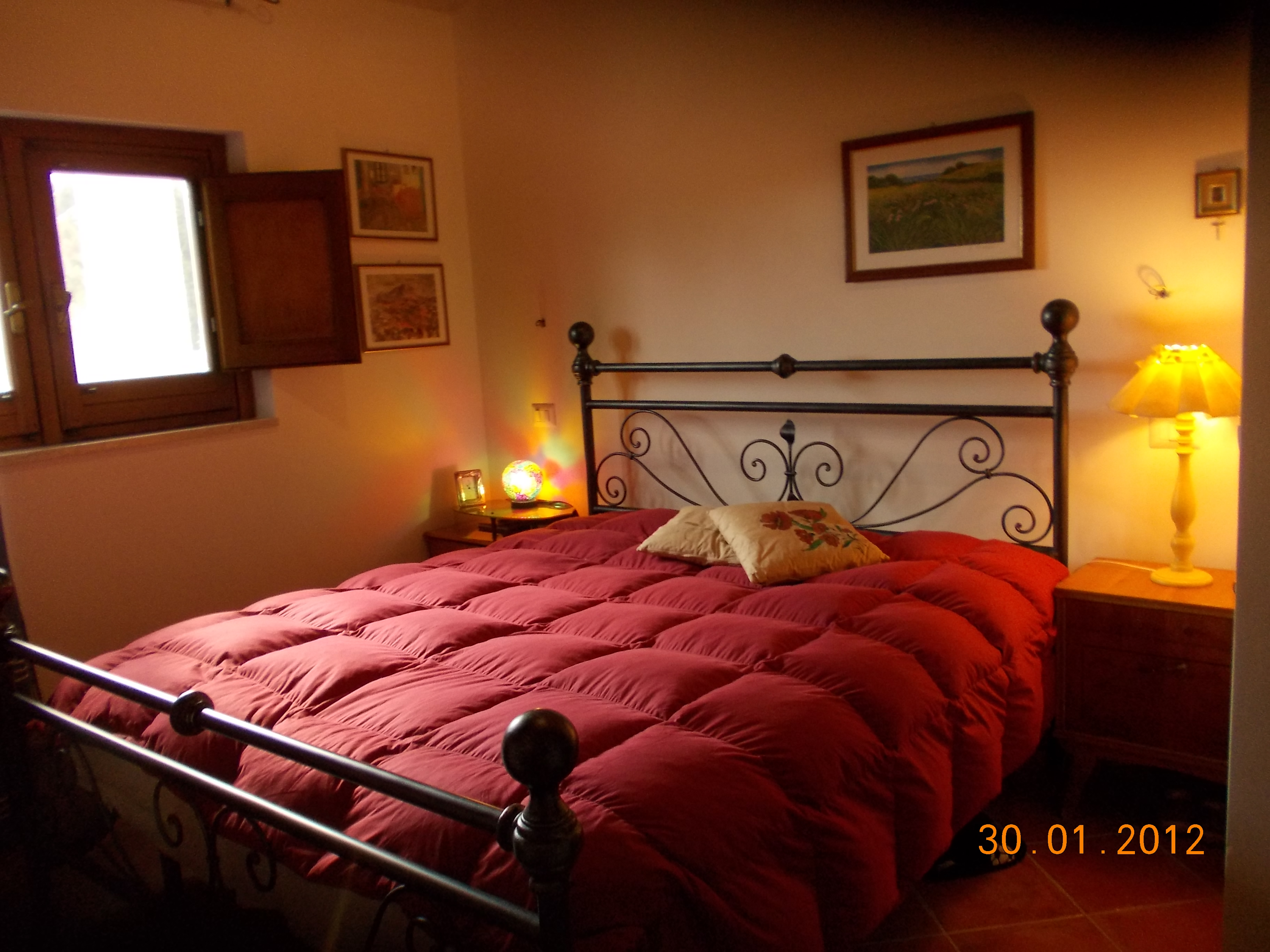 Segesta Bed and Breakfast - Bed & Breakfast - sicilia (Calatafimi Segesta -  Trapani - TP) ~ Camera da letto